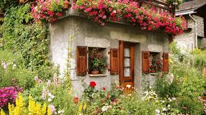 Garden House Plans All Flowers Send And Blooming On Pinterest Arafen