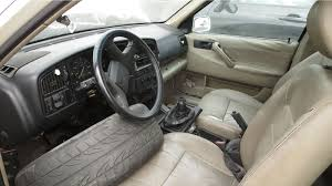 peugeot 206 convertible interior junkyard find 1994 volkswagen passat glx the truth about cars