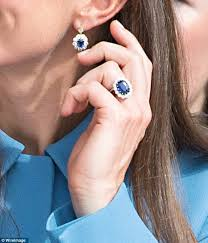 kate s wedding ring this iconic engagement ring formerly belonged to princess diana