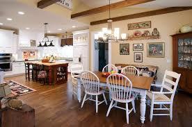 rustic open floor plans interior design medium size modern rustic open floor plan kitchen
