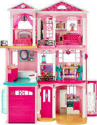 barbie corvette remote control barbie dreamhouse playset toys