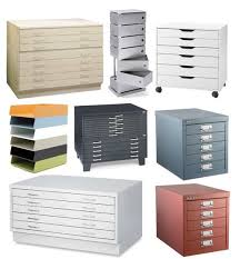 Industrial File Cabinet Flat Files And Cabinets Apartment Therapy