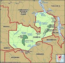 angola physical map zambia culture history britannica