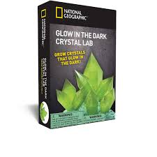 Glow In The Dark Garden Rocks by Amazon Com Glow In The Dark Crystal Growing Kit 3 Additional