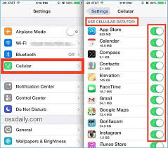 cellular data not working 8 effective tips for ios 11 cellular data not working on iphone