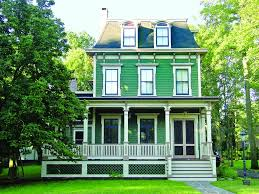 house color combination green image of exterior paint colors for
