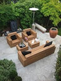 Design Outdoor Furniture by Best 25 Wooden Garden Furniture Ideas On Pinterest Wooden