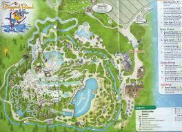 Disney Park Maps Williams Family Disney U0027s Blizzard Beach Water Park