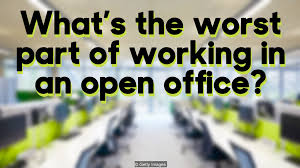 bbc capital why open offices are bad for us