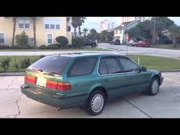 honda accord wagon 1994 1993 honda accord wagon 94 000 original cb9 immaculate