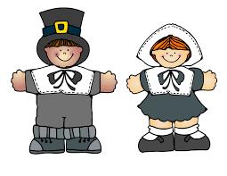 who were the pilgrims kindergarten nana