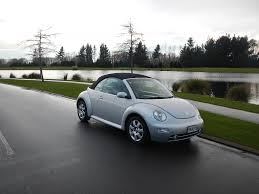 convertible volkswagen 2006 vw beetle convertible rental cars queenstown christchurch