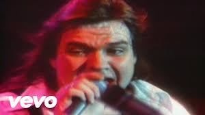 meat loaf paradise by the dashboard light youtube