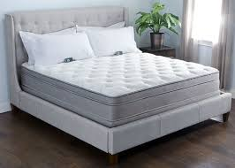 pillow top for sleep number bed sleep number p6 bed compared to personal comfort a6 number bed