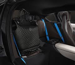 bmw i8 luggage louis vuitton bmw i8 fitted luggage set available