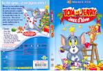 Jaquette DVD Tom et Jerry JEUX d'hiver - CinémaPassion