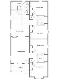 four bedroom house plans one story four bedroom house plans asio club