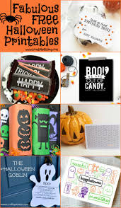 free printable halloween flyers 25 free halloween printables