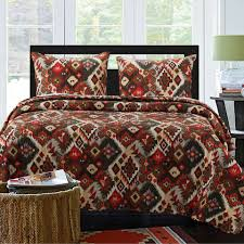 Southwestern Comforters Southwestern Quilts For Baby Spice Up Your Bedroom With