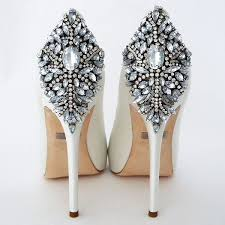 wedding shoes badgley mischka 266 best the pair images on bridal shoes