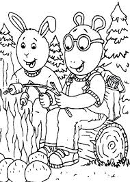 disney camping coloring pages eliolera