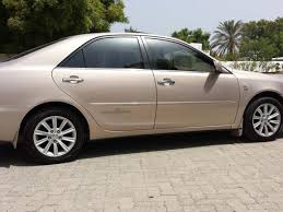 toyota camry 06 for sale used toyota camry 3 0 grande 2006 for sale in fujairah