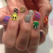42 best face nail art images on pinterest pretty nails make up