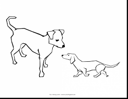 beautiful realistic dog coloring pages with puppy coloring pages