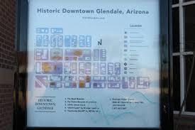 Glendale Arizona Map by Keshiacorpuz