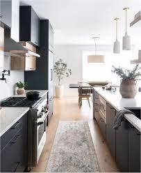 black kitchen cabinets floors black kitchen cabinets with wood floor architecturein