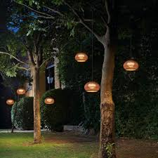 outdoor light with plug sacharoff decoration