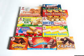all little debbie snacks