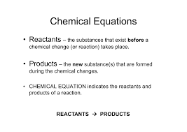 Chemical Equations And Reactions Worksheet Chemical Equations U0026 Reactions Focusky
