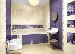 How To Decorate Bathroom Shelves Decoration Bathroom Purple Themed Bathrooms Purple Themed Bathroom