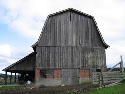 building a gambrel roof roof type historic barns of the san juan islands