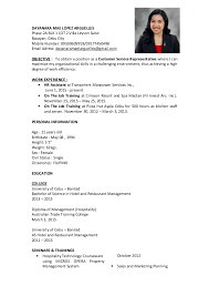 On The Job Training Resume by 1final Resume