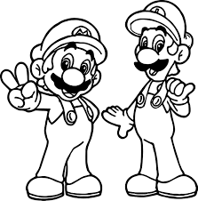 super mario coloring coloring page ideas coloring page