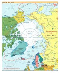 Barents Sea Map Free Download Arctic Maps