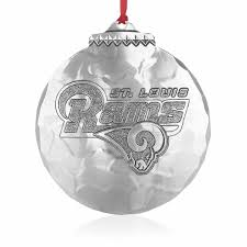 st louis rams ornament wendell august