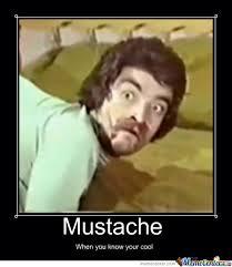 Meme Mustache - mustache by sofume47 meme center
