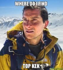 Top Kek Meme - where do i find top kek make a meme