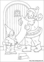 printable santa reindeer coloring christmas coloring