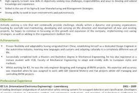 Sample Resume For Mechanical Design Engineer Mechanical Design Engineer Sample Resume Mechanical Engineer