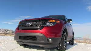 Ford Explorer Sport - 2013 ford explorer sport 0 60 mph mile high drive and review