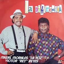 Carátula Frontal de Miguel Morales \u0026amp; Victor Reyes - La Diferencia ... - Miguel_Morales_y_Victor_Reyes-La_Diferencia-Frontal