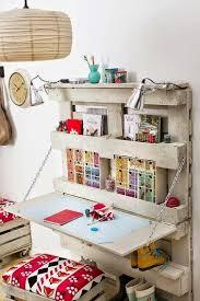 am agement bureau petit espace aménagement d un bureau en palette dans la chambre