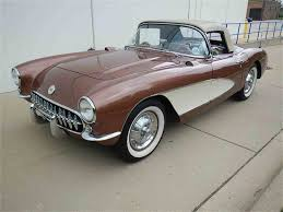 1956 corvette convertible 1956 chevrolet corvette for sale on classiccars com 11 available