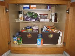 Kitchen Shelf Organizer by Kitchen Cabinet Organizer Home Decor Gallery