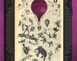 flying circus etsy