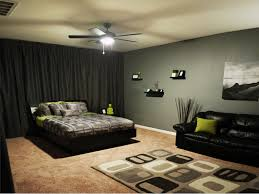 teen boy football bedroom ideas rectangle yellow minimalist